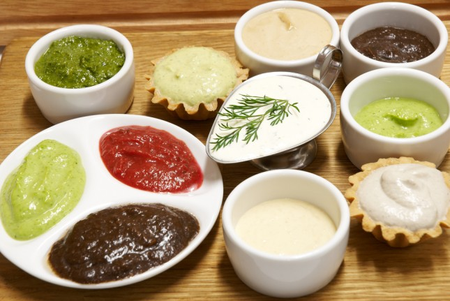 salsas para carnes