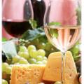 maridaje de vinos con quesos