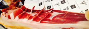 errores al cortar jamón